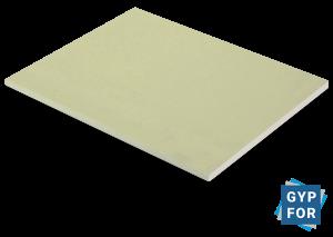 placa de yeso lamiando de alta dureza resistente a los golpes de Gypfor