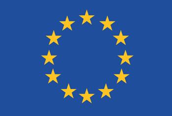 certificados lana de roca ECOTERME con la bandera de la comunidad europea