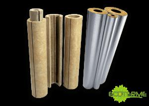 Lana mineral para aislamiento panel plac distribuidora s l - Lana de roca con aluminio ...
