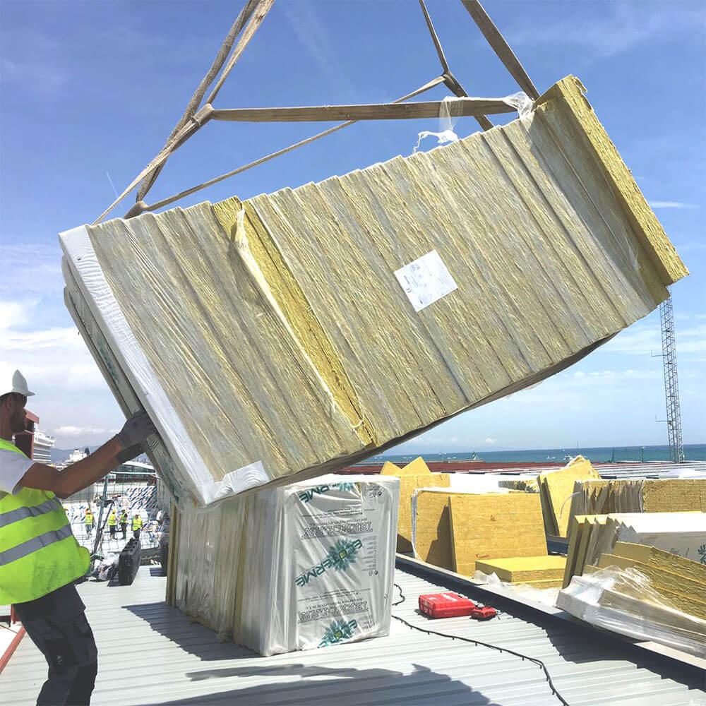 Obras suministradas panel plac distribuidora s l - Constructoras sabadell ...