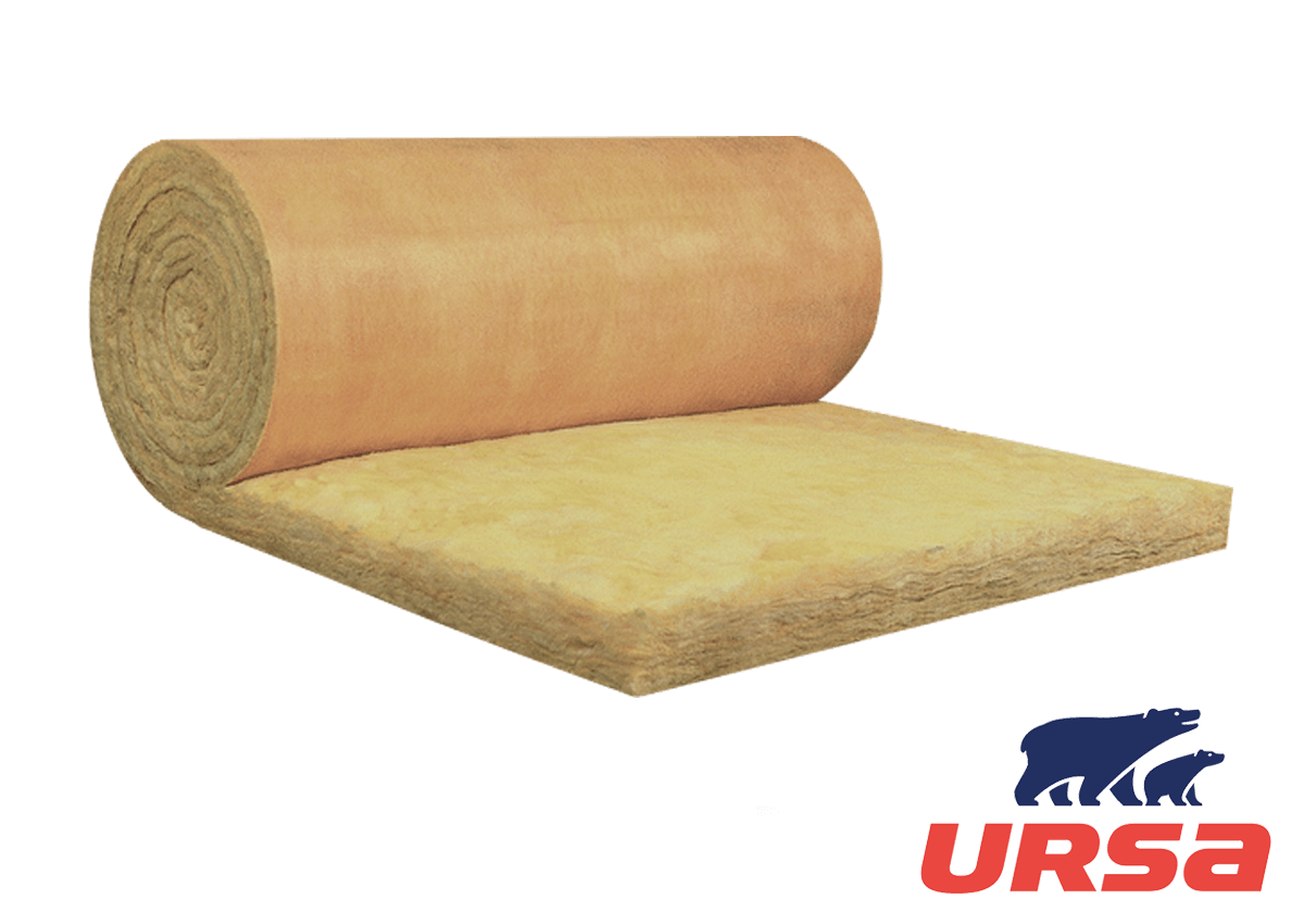 URSA GLASSWOOL Manta papel M1021