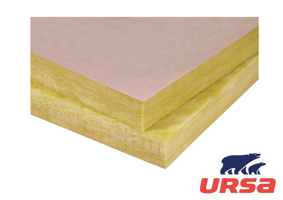 URSA GLASSWOOL Panel papel P1051