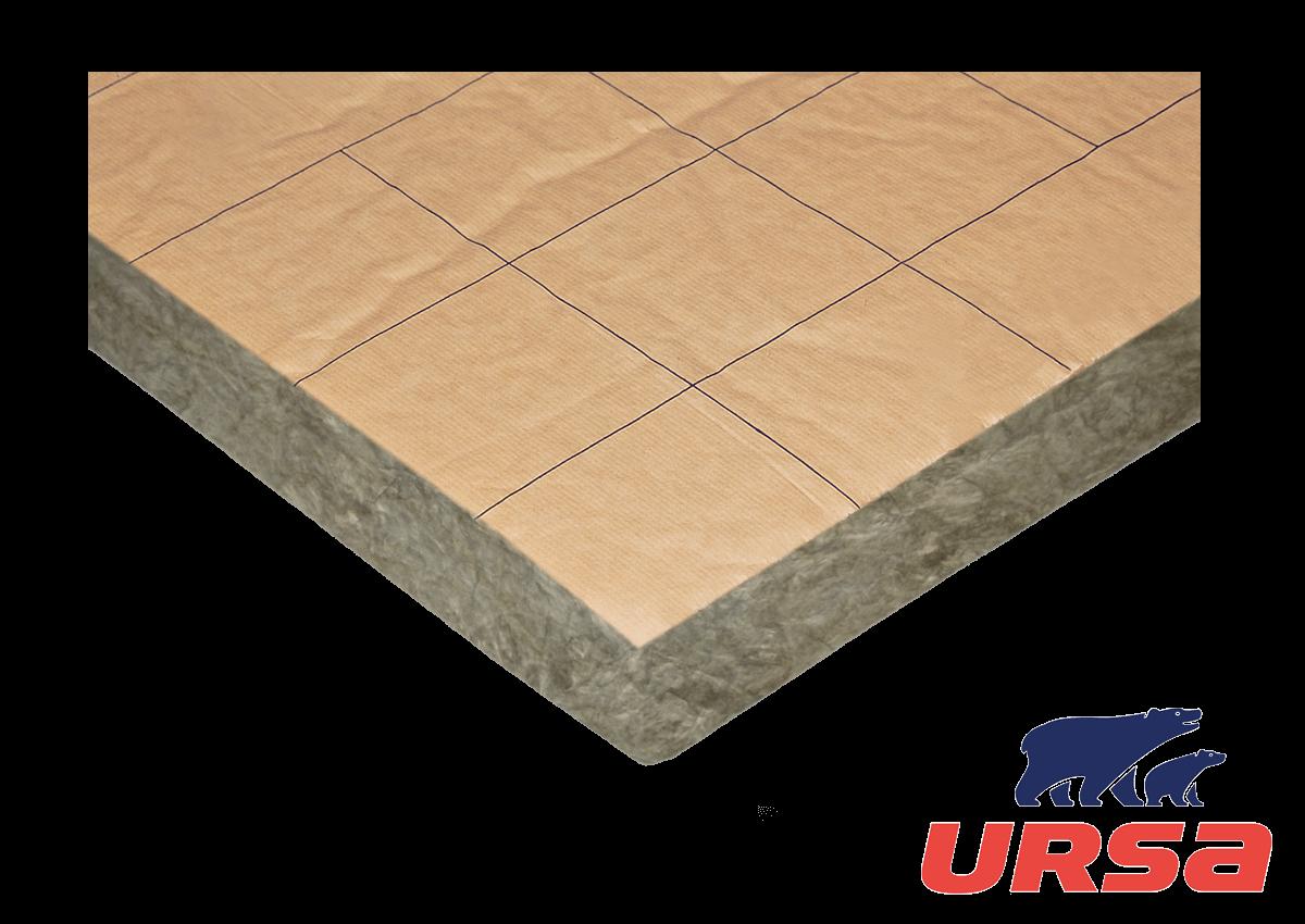 URSA TERRA Mur en panel P1281
